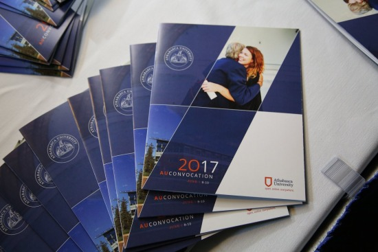 2017 Event - Athabasca University Convocation